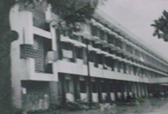 Govt arts college in 1980